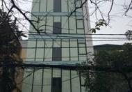 Bán tòa nhà văn phòng mặt phố Phùng Chí Kiên nhà đẹp, vị trí đẹp, thiết kế hiện đại