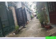 Bán nhà hẻm nhỏ giá tốt Tân Hương, 4x12m, 1 lầu