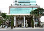 Cho thuê căn hộ Mường Thanh 60 Trần Phú. Giá 1.000.000- 1.100.000/đêm, LH 01223451443