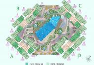 Cần bán căn hộ Sadora KĐT Sala, 82.5m2, 2PN, giá tốt 3,8 tỷ, view hồ bơi nội khu. 0909.038.909
