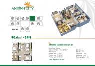 Chung cư An Bình City, chỉ từ 2 tỷ để sở hữu căn hộ bên hồ