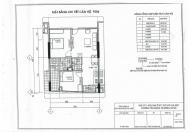 Chính chủ cần bán căn chung cư CT2 Yên Nghĩa, DT 63.61m2, 2PN/2WC, giá bán 10.5tr/m2