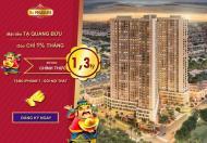 Căn hộ liền kề cầu Nguyễn Tri Phương, chỉ 1,3 tỷ/căn chiết khấu khủng 5%- 7% trả góp không lãi suất