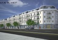 Bán đất liền kề - biệt thự Khu đô thị Phú Lương, quận Hà Đông, giá gốc chủ đầu tư