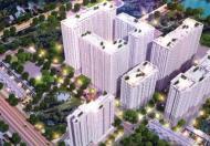 Căn hộ giá 900 triệu/căn 59.5m2 (15 triệu/m2) có 2PN, 2 WC, ngay Võ Văn Kiệt