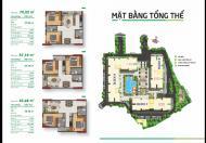 Bán căn hộ 2PN cách quận 1 chỉ 3km với giá 1.25 tỷ/ căn (VAT)
