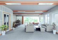 Cho thuê mặt sàn 150m2 giá chỉ 25tr/tháng tòa nhà Green Building mặt đường phường Trung Hòa