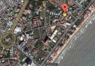Bán đất xây nhà hàng khách sạn 776m2 Tp Vũng Tàu, gần bãi tắm Thùy Vân
