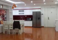 Cho thuê CHCC 170 Đê la Thành tầng 12, 140m, 3PN nội thất đẹp, giá: 14tr/tháng. 0976290220