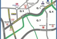 Nhận nhà quý 2/2017, view mặt tiền Đại lộ Đông Tây, giá gốc CĐT 1 tỷ /2PN, 2WC. LH 0933.7676.83