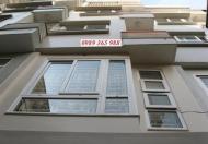 Nhà kinh doanh ngõ 192 Kim Mã, DT: 35m2x5T, giá: 9tr/th