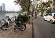 Bán gấp nhà 6 tầng mặt phố Mai Anh Tuấn, Đống Đa, Hà Nội. DT 90m2, mặt tiền 4.6m