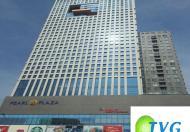 Tòa nhà trung tâm thương mại Pearl Plaza cần cho thuê, diện tích 500m2 1000m2. Giá 593 nghìn/m2