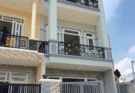 Nhà mới đúc thật 1 trệt 2 lầu, 3,3x19m, 4PN, đường Phạm Hữu Lầu