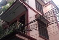 Nhà đủ đồ ngõ 100/16 Hoàng Quốc Việt. DT: 50m2 x 5 tầng, giá: 14tr/tháng