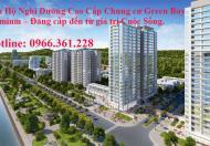 Bán 5 suất ngoại giao căn hộ nghỉ dưỡng cao cấp hướng biển 100% BimGroup Green Bay Premium Hạ Long
