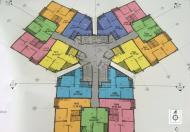 Bán căn góc 1207, DT 77m2 chung cư CT3 Yên Nghĩa, 3PN, giá 10tr/m2. LH chính chủ 0944952552