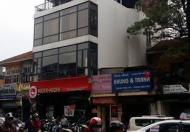 Bán gấp nhà MP Nguyễn Thái Học, DT 102m2x4 tầng, MT 5m, lô góc, giá khoảng 40 tỷ