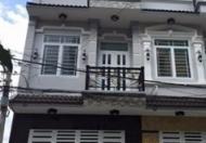 Bán nhà căn góc 2 mặt tiền, 1 trệt 2 lầu, hẻm 6m Lê Văn Lương 1.35 tỷ