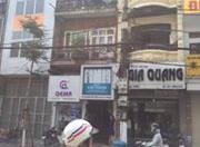 Bán gấp nhà mặt phố Khâm Thiên, Đống Đa diện tích 50m2, giá 15 tỷ