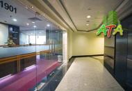 Văn phòng đường Tôn Đức Thắng, Q1, DT: 131m2, giá: 637 nghìn/ m2/th. Tel 0903 066 080 (ATA)