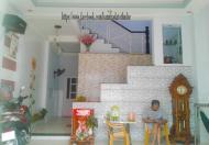 Bán nhà sổ hồng đường 48, Hiệp Bình Chánh, TĐ 5x14m giá: 2,15 tỷ, 1 lầu, 4PN