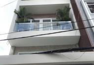 Bán nhà hẻm 6m Lê Văn Huân, P13, Tân Bình, 4X17m, 4 lầu