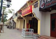 Cho thuê shophouse cực hót mặt đường Hoàng Quốc Việt, Sun World Hạ Long DT 35m2 xây 2T. Giá 6 tr/th