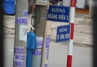 Cho thuê nhà riêng tại đường Tô Vĩnh Diện, Thanh Xuân, Hà Nội