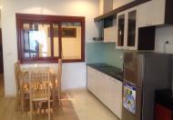 Cho thuê căn hộ đủ đồ khu Hoàng Cầu, DT 45m2 có 1PK 1PN bếp, giá 7,5triệu