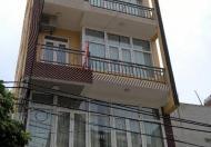 Bán nhà 118m2 xây 6 tầng, mặt đường lớn, mặt tiền 4.3m, giá 23,5 tỷ, sổ đỏ