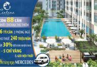 Mua căn hộ Centana Thủ Thiêm trúng xe Mercedes trị giá gần 1,5 tỷ đồng