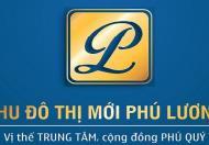 Bán liền kề, biệt thự Khu đô thị Phú Lương, quận Hà Đông, giá hấp dẫn, cơ hội đầu tư mới