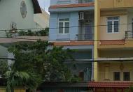 Cho thuê nhà mt Hiền Vương 4x20m, 3.5 tấm, 17 triệu/tháng