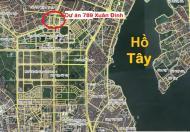 Bán căn hộ chung cư dự án 789 Xuân Đỉnh, Tây Hồ Tây, Ngoại Giao đoàn, Hà Nội