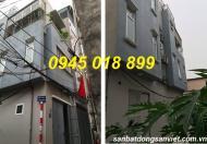 Chính chủ bán nhà ngõ 122 phố Do Nha, tổ 4 Miêu Nha, P. Tây Mỗ, NTL, 0945018899