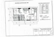 Cô Mai 0941244723, cần bán gấp căn hộ CT2 Yên Nghĩa, tầng 1207, 79m2, 3PN