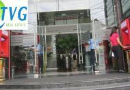 Cao ốc VP Golden Tower, 2 MT Nguyễn Thị Minh Khai, DT 285m2 lầu 9, 459m2 lầu 7, 706 ngh/m2/th