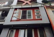 Bán nhà phố Xã Đàn; 40m2; 4 tầng; MT 4m; ô tô vào nhà; kinh doanh nhỏ