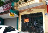 Đường Trần Nguyên Hãn, Thành Phố Bắc Giang, chính chủ cho thuê nhà mặt phố