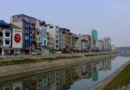 Đất mặt sông phố Định Công Thượng 500m2 - 1500m2 , MT 45m, 42 tỷ