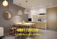 Cho thuê căn hộ ở ven biển Phạm Văn Đồng, Đà Nẵng cách biển 50m đầy đủ tiện nghi