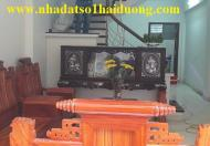 Cần bán nhà 3 tầng ngõ Bình Lộc, Hải Dương, giá bán 1 tỷ 200 triệu