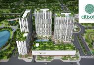 Căn hộ cao cấp Citi Soho quận 2 view hồ bơi, công viên. Giá 990 triệu, chiết khấu lên đến 18%