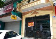 Cho thuê nhà mặt phố, thành phố Bắc Giang, đường Trần Nguyên Hãn, chính chủ