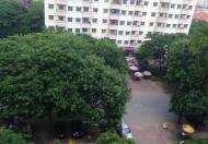 Căn hộ NO6 khu đô thị Pháp Vân, 03 phòng ngủ, ban công Đông Nam