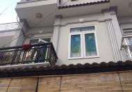 Cần tiền bán rẻ nhà phố đẹp, Nhà Bè, xây 3 tầng hiện đại, hẻm 8m, DT 4,2x14m