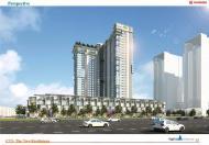 Căn 2 ngủ chung cư The Two Residence tại Gamuda Gardens, DT: 78.5 m2 giá 1.861 tỷ