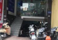 Cho thuê nhà phố Nguyễn Chánh DT: 50m2 x 5 tầng, 1 hầm, MT: 4m, giá 30tr/tháng