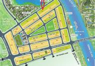 Cần tiến bán gấp lô đất ven sông, gần biển, Green City, giá 1 tỷ